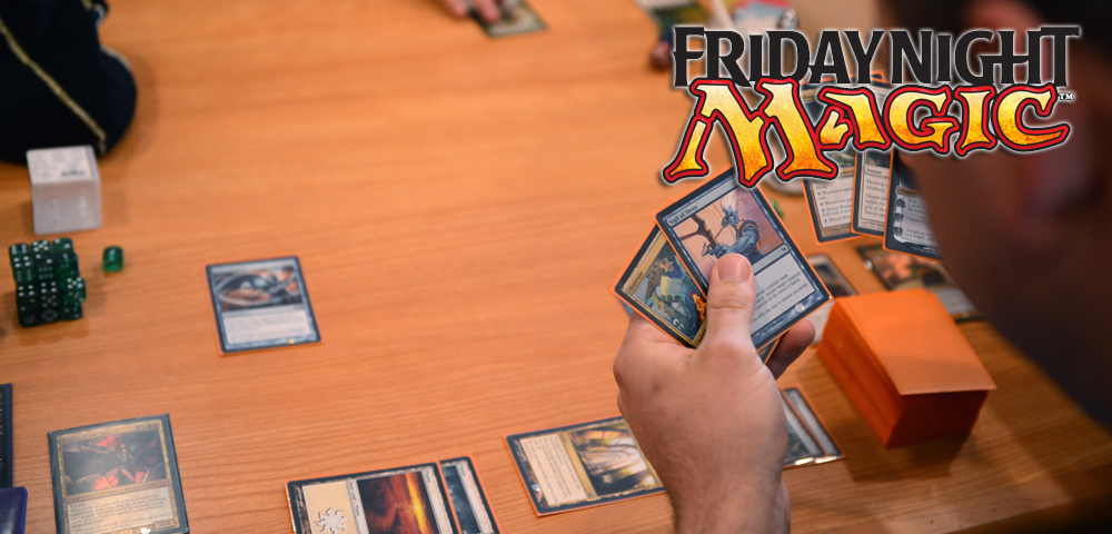 Friday Night Magic!
