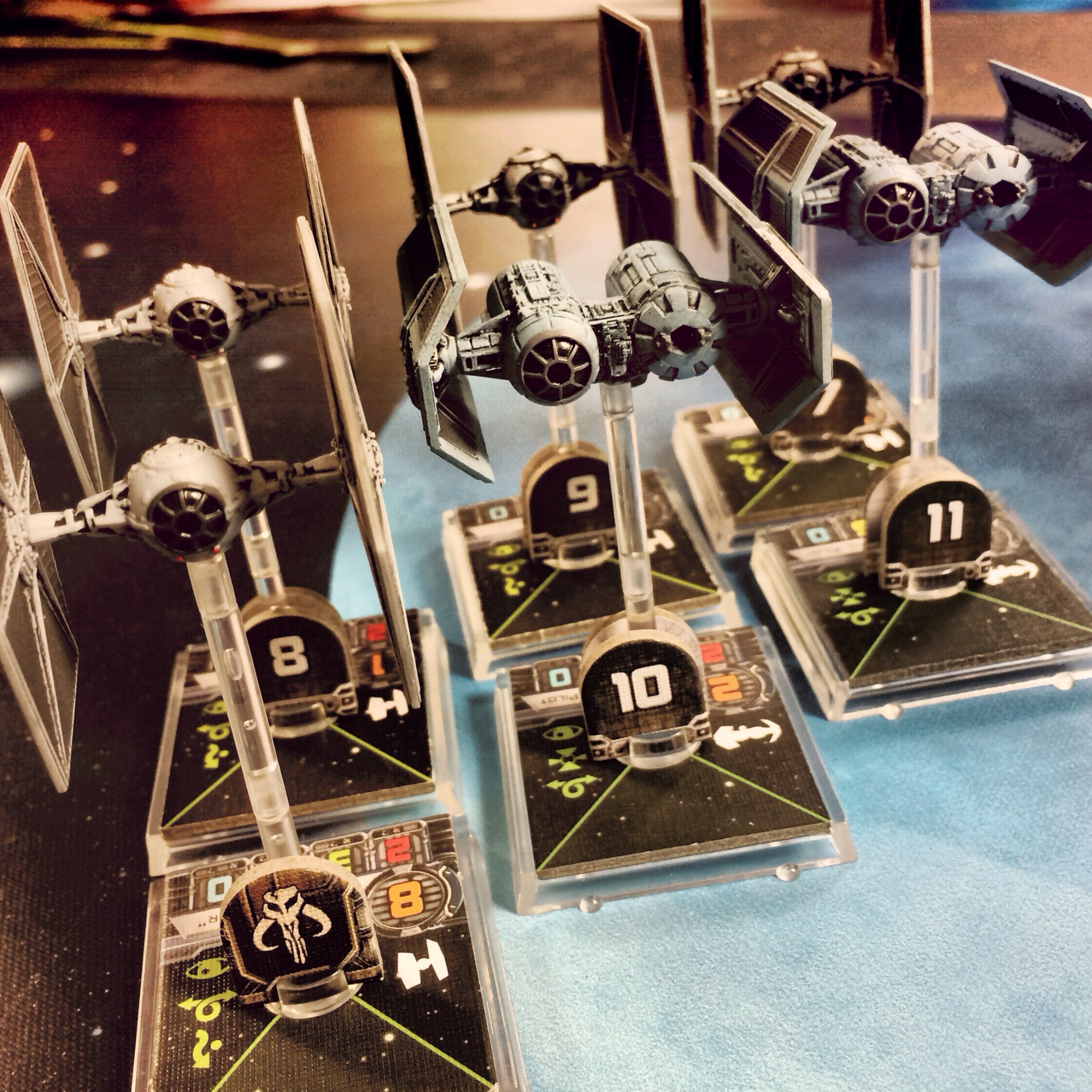 Star Wars X-Wing Game Nights